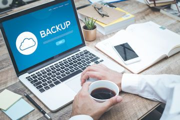 Secure Cloud Backups